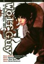 manga J-POP WOLF GUY - L'EMBLEMA DEL LUPO numero 1