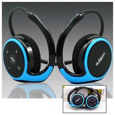 Ecouteurs Sport Sans Fil Bluetooth v3.0 Casque Micro Mains Libres A2DP_BU