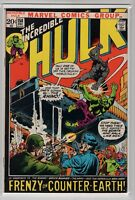 Incredible Hulk Issue #158 Marvel Comics (Dec. 1972) VF