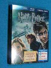 Harry Potter and the Deathly Hallows Part I  1 *Blu-ray & digital* BRAND NEW