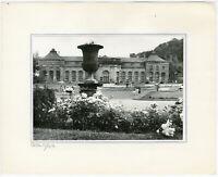 Gotha, Orangerie, Orig. Silbergelatine- Foto um 1975