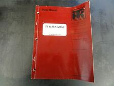 Thermo King T1 M29A-M36B Parts Manual