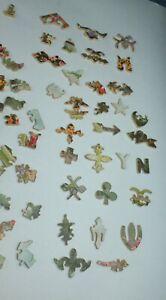 ANTIQUE Wooden Jigsaw Puzzle PARKER BROS Figurals PASTIME?? 250 PC Lot N  #1322