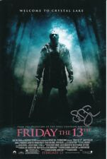 SEAN S CUNNINGHAM signed Autogramm 20x30cm FRIDAY THE 13th in Person autograph