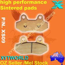 XS09 Sintered Brake pads JONWAY HONDA HYOSUNG KYMCO JONWAY SACHS