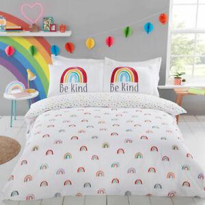 Rainbow Single Bedding Sets Duvet Covers For Sale Ebay