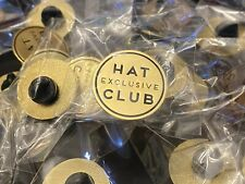 Hat Club Exclusive Lapel Pin (for fitted baseball hats/caps) Version 2