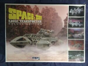 Space 1999 Eagle Transporter Deluxe Edition MPC Plastic Model Kit