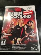 Green Day: Rock Band (Nintendo Wii, 2010) Brand New Factory Sealed