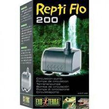 Exo Terra Reptile Repti-Flo 200 Circulating Pump Terra