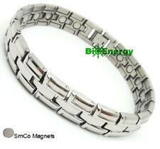 Magnetic Magnet Energy Power Bracelet Health Bio Armband Cuff Arthritis