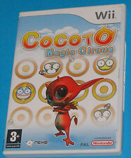 Cocoto - Magic Circus - Nintendo WII - PAL