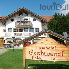 Südtirol 8 Tage Pichl-Gsies Wander-Urlaub Turmhotel Gschwendt Reise-Gutschein