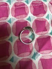 Brighton Ring Swirls Silver