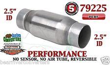 "79225 Eastern Universal Catalytic Converter Performance 2.5"" Pipe 6"" Body"