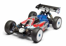 Team Associated - RC8B3E Pro-Line Body, Clear, with Mask
