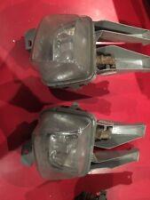 Vauxhall Astra F Mk3 Pair Front Fog Light Lamps Nearside Offside