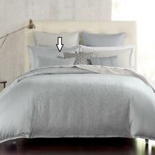 Hudson Park Tessera Embroidered Standard Pillow Sham Silver $130