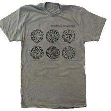 Desert Cactus T Shirt S-XL—Lophophora Williamsi Succulent Peyote Nature shirt