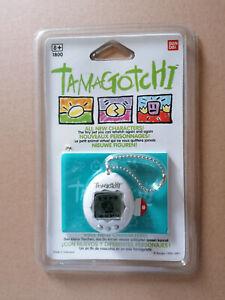 Tamagotchi Bandai weiß-grau 1997 neu