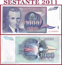 YUGOSLAVIA  -  1.000 1000  DINARA 1991 -  P  110  -   FDS / UNC