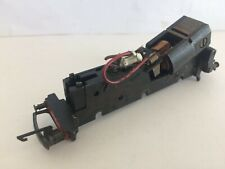 TRIANG TT T90 0.6.0 3F JINTY 0-6-0 LOCO CHASSIS & GOOD MOTOR & COUPLINGS  3mm