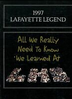 LAFAYETTE HIGH SCHOOL, WILDWOOD, MISSOURI YEARBOOK - LEGEND - 1997