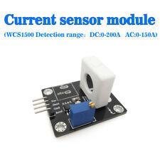 N WCS1500 Current Detection Sensor Detects Overcurrent Protection Circuit Module