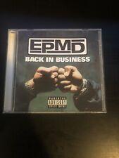 EPMD - Back In Business CD