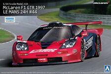 AOSHIMA MCLAREN F1 GTR 1997 LE MANS 24H Scala 1/24 Cod 00751