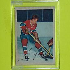 KEN MOSDELL   1953-54 VINTAGE  Parkhurst #33  Montreal Canadiens    VERY NICE!!!