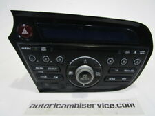 39100-TM8-G01 AUTORADIO CON LETTORE CD MP3 HONDA INSIGHT 1.3 I AUT 5P 65KW (2009