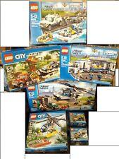 NEW 7 LEGO City Police 60065 60067 60045 60046 60071 60044 60126 HERO Rare HTF