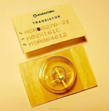 (10x) MSA0270-21  MMIC HP /  AVANTEK  Gold Ceramic  ++NEU++