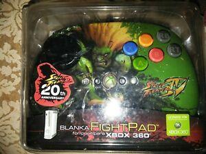 Street Fighter 4 20th Anniversary Fight Pad  Xbox 360