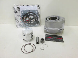 KAWASAKI KX 85 PISTON, CYLINDER, GASKETS TOP END REBUILD 2006-2013