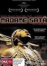 MADAME SATA Karim Ainouz DVD NEW