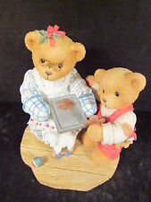 Cherished Teddies Sugar & Spice PAMELA & GRAYSON Dash Of Love  MIB