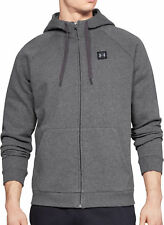 Under Armour Rival Fleece Mens Training Hoody - Grey