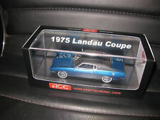 1/43 ACE 1975 FORD LANDAU COUPE COSMIC BLUE LIMITED EDITION OF JUST 75   AWESOME