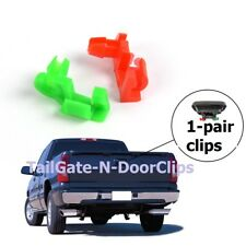 Chevrolet, GMC , Door & Tailgate Handle Rod Clips Pair OEM-4