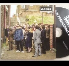 OASIS - PROMO CD - D'YOU KNOW WHAT I MEAN - UK - 2016 - RARE !!!
