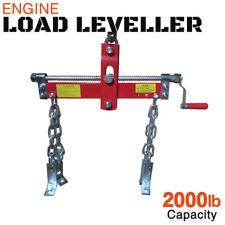 Engine Load Leveler 2000lb/ 907kg Capacity Leveller Lifting Balancer Balance