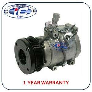For Toyota Tundra 2005 2006 AC Compressor w//A//C Repair Kit BuyAutoParts 60-81154RK NEW