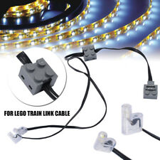 Power Technic Function 8870 LED Light Link Line Cable For Lego Train Vehicle Kit