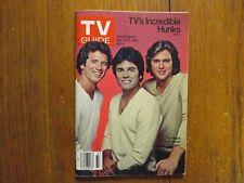 1980 TV Guide (ERIK ESTRADA/JOAN HACKETT/ DUKES OF HAZZARD/GREG EVIGAN/TOM WOPAT