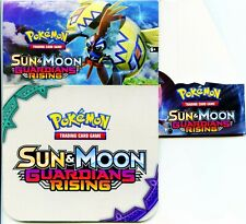Pokemon GUARDIANS RISING SUN & MOON Booster Box Display EMPTY