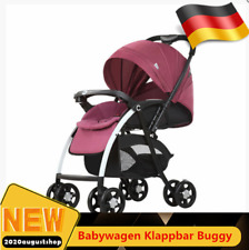 Klappbar Buggy Jogger Kinderwagen Baby Sportwagen Reisebuggy Kinder Reisebuggy