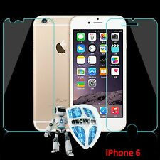 APPLE IPHONE 6 / 6S  FRONT AND BACK TEMPERED GLASS SCREEN PROTECTOR FILM