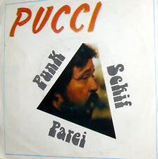 """PUNK SKIF PAREI -  PUCCI  RARO 7"""" ( DELIPERI - BAVASTRO ) 1979 RARE 45 GIRI"""